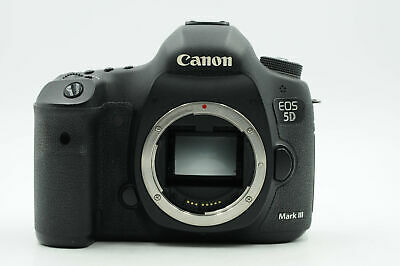 Canon EOS 5D Mark III 22.3MP Digital SLR Camera Body                        #147