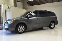 2009 Chrysler Grand Voyager Touring Ascot 3551 Bendigo City Preview