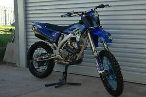 Yamaha YZ250F with 3 month warranty, lots of extras, valves done Lobethal Adelaide Hills Preview