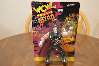 Sting Outfit (1997 WCW Monday Nitro OSFT Sting White Outfit Vibrating Wrestling Figure)