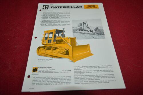 Caterpillar D6D Crawler For Dealer