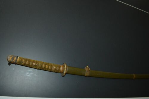 WWII JAPANESE TYPE 98 ARMY SHIN-GUNTO SWORD!!!