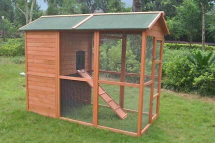 Walk in Chicken Chook Hen House Coop/Coops (WP001S)