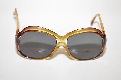 VINTAGE  Givenchy VII Sunglasses Eyeglasses Frames Unico OPTYL (Givenchy Seven Sunglasses)