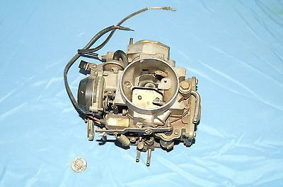 ISO Double Barrel Carburetor - Very Clean! - Nice Condition! - See Pictures!