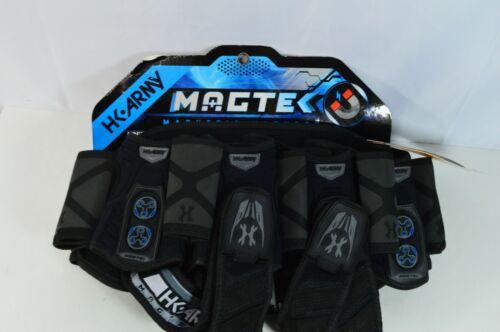 HK Army Magtek Magnetic Harness Paintball Black