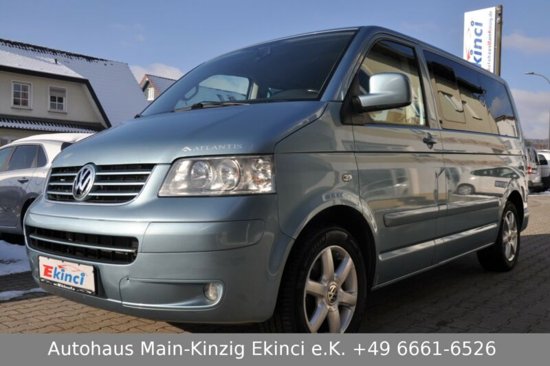 Volkswagen T5 Multivan ATLANTIS 4 MOTION