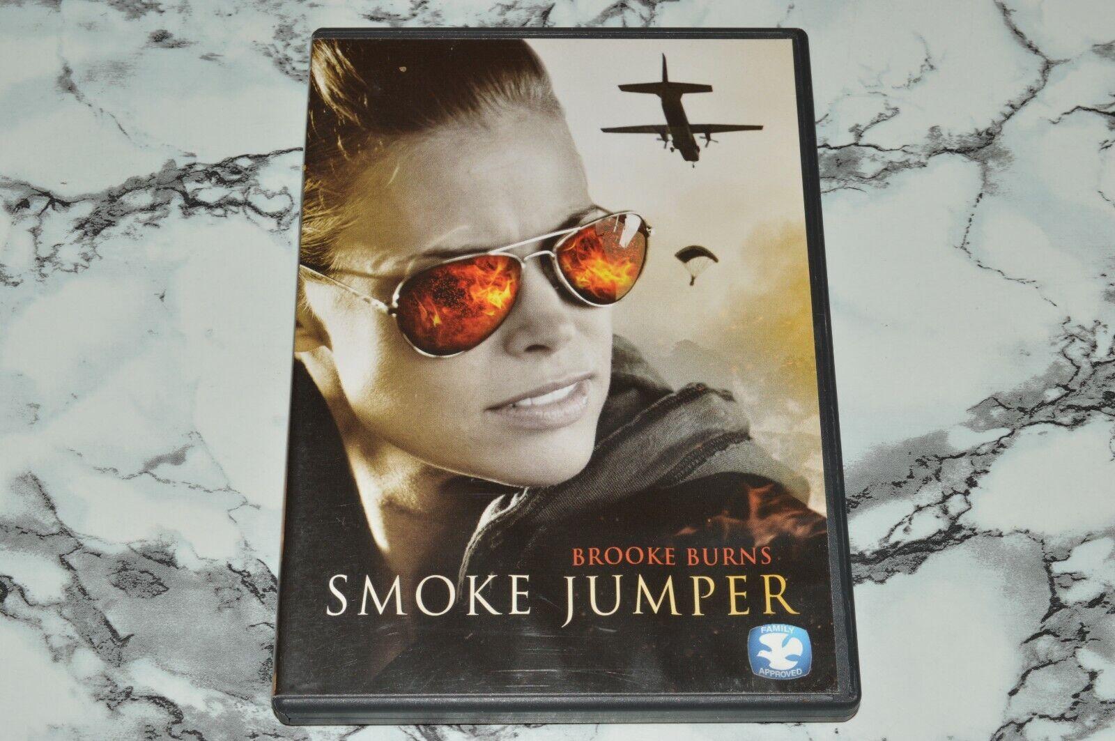Smoke Jumper DVD, 2008 -- Brooke Burns - $12.68