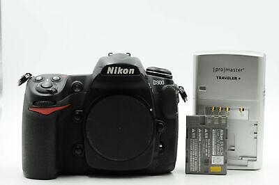 Nikon D300 12.3MP Digital SLR Camera Body                                   #404
