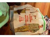 ODD COUPLE 1968 ORIGINAL MOVIE POSTER 14X36 WALTER MATTHAU JACK LEMMON