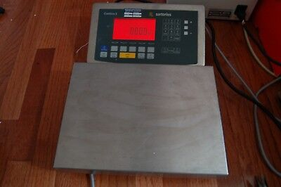 Sartorius Combics 3 Preparative Prep Pilot Lab Scale Digital Balance 15 Kg