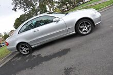 2004 Mercedes-Benz CLK320 Coupe Wantirna Knox Area Preview