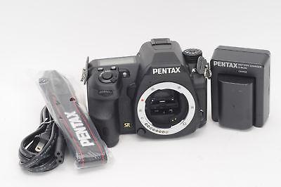 Pentax K-3 23.35MP Digital SLR Camera Body + 18-55mm Lens #CR