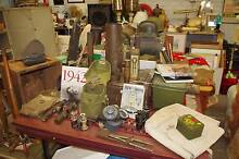 Vintage Retro Industrial Collectables UPDATED hrs below Mordialloc Kingston Area Preview