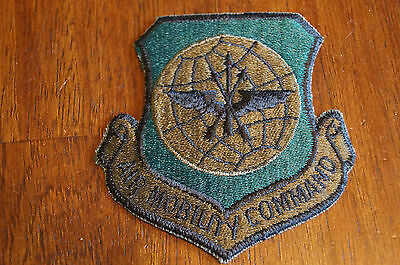 Air Mobility Command Patch ANG Air Force