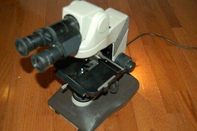 Nikon Labophot-2 Microscope Objective E Plan 400.65 100.25 Abbe 1.25 Condense