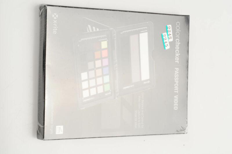 X-Rite ColorChecker Passport Video                                          #245