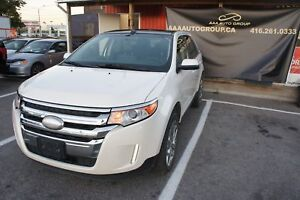 2011 Ford Edge Limited   LEATHER   NAVI   BACKUP CAM   PANO ROOF