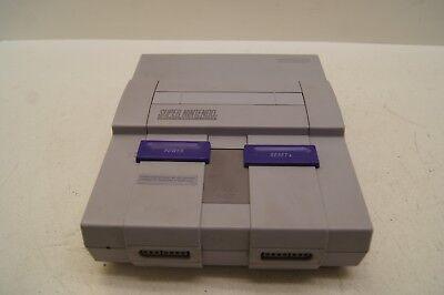 ORIGINAL Super Nintendo Entertainment System game console