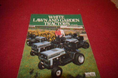 White Tractor Lawn & Garden Tractor Dealer