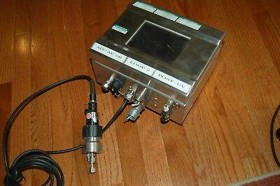 Hach Ultra Orbisphere 410 Controller O Analyzer 410cw1c40000 Sensor 311