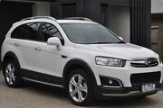2014 Holden Captiva 7 Ltz (awd) 4d Wagon Mount Duneed Surf Coast Preview