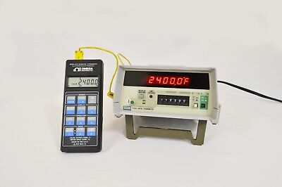 Fluke 2190a Reference Digital Thermometer With Option 006 Calibrated Guaranteed