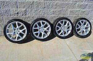 10 12 Mazdaspeed3 Wheel Set Wheels 18x7