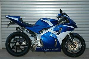 Rare LAMS Honda RVF400 with 6 month warranty, low km, Tyga body Lobethal Adelaide Hills Preview