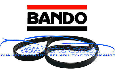 CHEVROLET AVALANCHE 1500 02-06 V8 5.3L OEM SERPENTINE QUALITY NEW BELT A/C BANDO