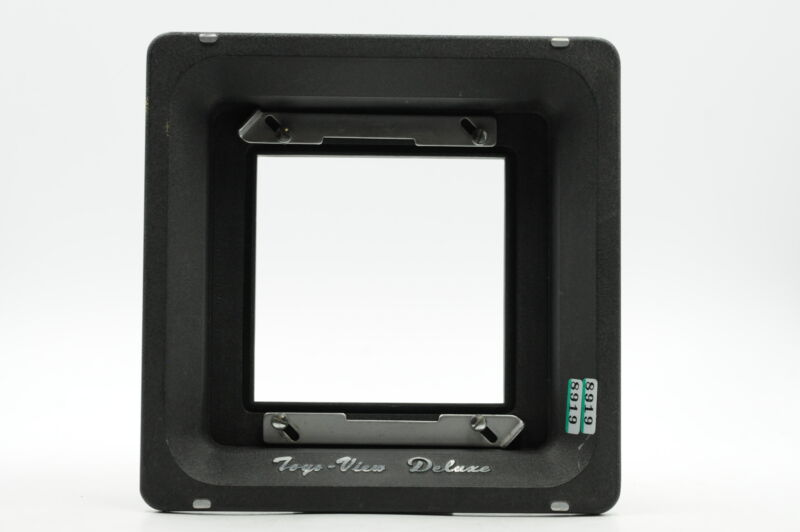 Toyo to Graflex Recessed Lens Board Adapter 158x158 #919
