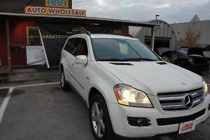 2009 Mercedes-Benz GL-Class NAVI | BACKUP CAM | DOUBLE SUNROOF |