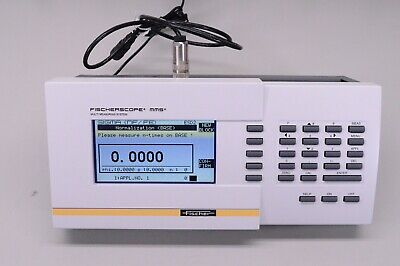 Fischer Fischerscope Mms Sigmascope Multi Measuring System Wwarranty