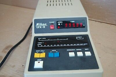 Nikon Model Ufx-ii Microscopy Microscope Camera Controller