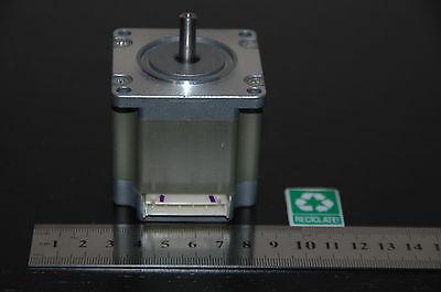 LOTE 3 MOTORES JAPAN SERVO 2A POTENTES  STEPPER MOTOR  PAP NEMA 23 CNC 3D  DIY