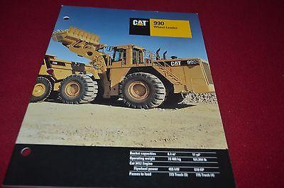 Caterpillar 990 Wheel Loader Dealer's Brochure DCPA6 ver