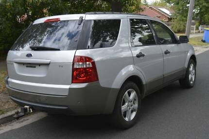 FORD TERRITORY 2007 Seven Seat R.W.C with 6 months Reg Supplied. Ashburton Boroondara Area Preview