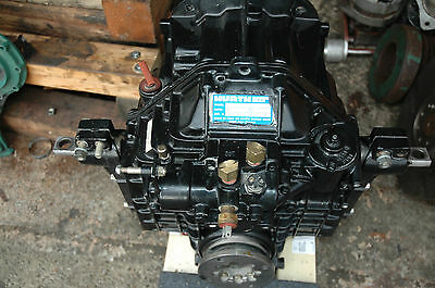 HURTH HSW630V MARINE TRANSMISSION V-DRIVE 1.56:1 ratio NEW for sale  Kent