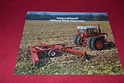 International Harvester Spring /& Pet Tooth Harrows Dealer/'s Brochure CR-1075-H
