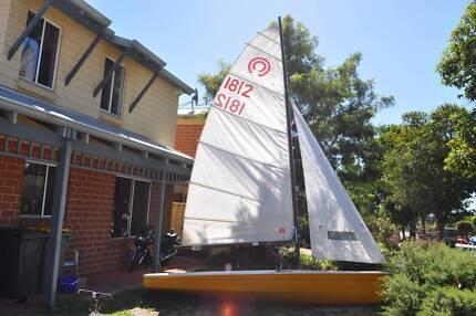 Tasar Sailing Dingy