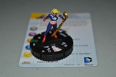 DC Heroclix Justice League Trinity War Stargirl Uncommon 022