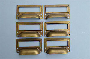 SET-OF-6-BRASS-FILING-CABINET-LABEL-HANDLES-FILE-DRAWER-HANDLE-FURNITURE-FD2