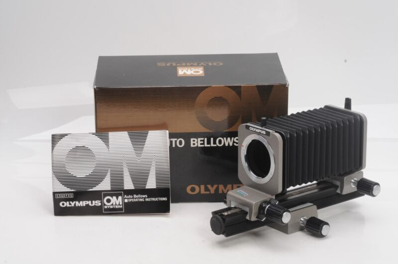 Olympus OM Auto Bellows                                                     #553
