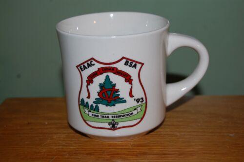 BSA Boy Scout Mug Cup - Camp Cedar Valley Pine Trail Reservation East Arkansas