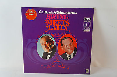 Ted Health & Edmundo Ros - Swing Meets Latin, Doppel-Lp, Vinyl (14)