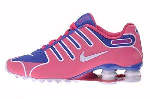 Nike Wmns Shox NZ NS EU Womens 2013 Running Shoes 6 Colors Pick 1 From $110