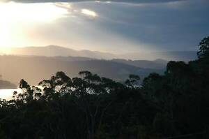 Mountains to Sea views 1br sunny cottage Petcheys Bay near Cygnet Lymington Huon Valley Preview