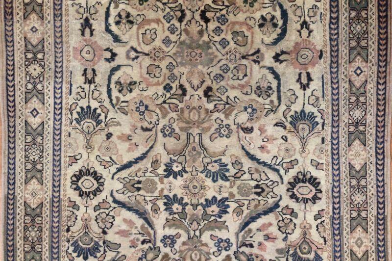 Tremendous Tribal - 1900s Antique Oriental Rug - Nomadic Carpet - 6.7 X 9.9 Ft.