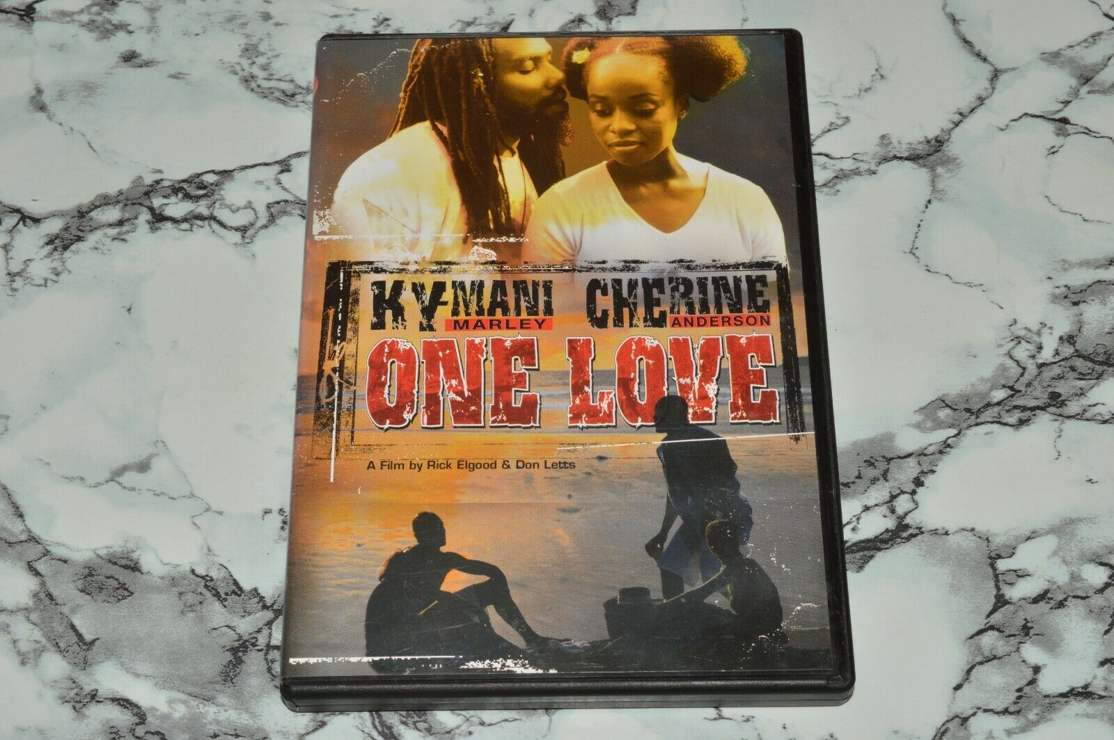 One 1 Love DVD, 2005 -- Ky-Mani Kymani Marley Cherine Anderson - $12.68