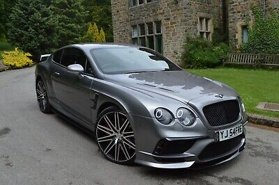 Bentley Continental GT/GTC Supersport Body Kit Models 2004-2011 CONVERT TO NEW